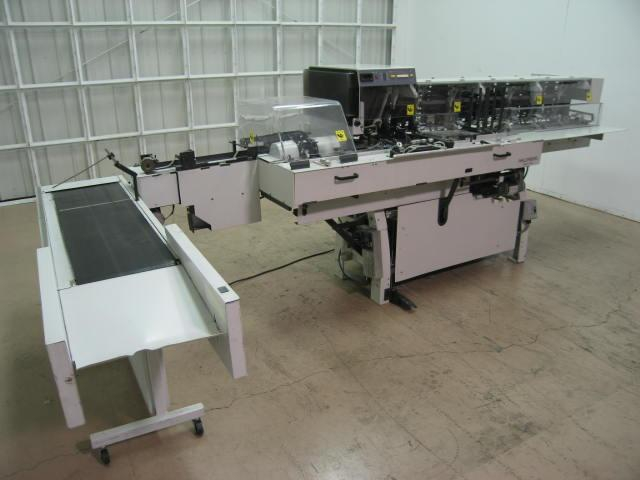 Bell and Howell Phillipsburg Mark II Inserter | Envelope